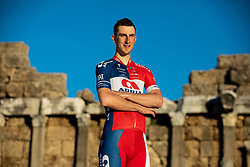 David Per during photo session of KK Adria Mobil before new cycling season, on January 17, 2019 in Side, Turkey. Photo by Vid Ponikvar / Sportida