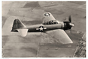 American Zero, WWII aerial
