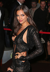 Model Irina Shayk attends Roberto Cavalli's boat party at the Cannes Film Festival. France. 12/05/2013<br />BYLINE MUST READ : JAMESY/GOTCHA IMAGES<br /><br />Copyright by © Gotcha Images Ltd. All rights reserved.<br />Usage of this image is conditional upon the acceptance <br />of Gotcha Images Ltd, terms and conditions available at<br />www.gotchaimages.com