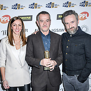 Outstanding contributions to UK music Winner Stephen Street of The Music Producers Guild Awards at Grosvenor House, Park Lane, on 27th February 2020, London, UK.