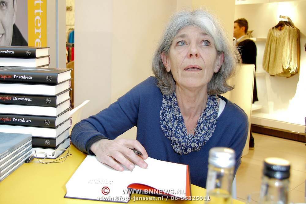 NLD/Amsterdam/20120310 - Feest der Letteren 2012 , Anna Enquist