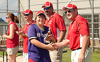 Laconia Little League Awards  June 18, 2011.