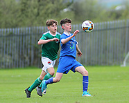 U15: Cork City 2 - 0 Waterford : 29th April 2018