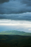 Mountains and hills between Ellensburg and Yakima in eastern Washington USA&amp;#xA;<br />