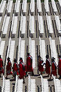 PISCATAWAY, NJ - May 13:  2012 Rutgers, The State University of New Jersey Convocation at HighPoint Solutions Stadium on May 13, 2012 in PISCATAWAY, NJ. Rutgers President Richard McCormick officially conferred degrees to 13,465 graduates making it the largest in Rutgers' 246-year history. (Photo by Michael Bocchieri/Bocchieri Archive)