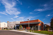 UMBC Terrace and Hillside Apartments and Community Center Photography