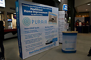 KELOWNA, CANADA - MARCH 17:  PurAir Promotion at the Kelowna Rockets game on March 17, 2017 at Prospera Place in Kelowna, British Columbia, Canada.  (Photo By Cindy Rogers/Nyasa Photography,  *** Local Caption ***