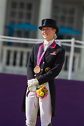 3 Bechtolsheimer Laura (GBR)<br /> Olympic Games London 2012<br /> © Dirk Caremans