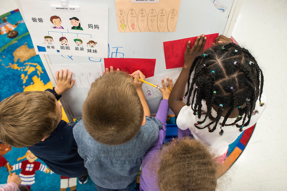 Chinese Language Immersion Program At J Ralph Mcilvaine Early