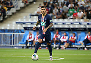 Leandro Paredes of PSG during the French Cup final football match between Paris Saint-Germain (PSG) and Saint-Etienne (ASSE) on Friday 24, 2020 at the Stade de France in Saint-Denis, near Paris, France - Photo Juan Soliz / ProSportsImages / DPPI