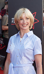 Actress Jane Horrocks attends the premiere of Swimming With Men, Festival Theatre, Edinburgh,pic copyright Terry Murden @edinburghelitemedia