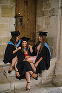 Exeter College Graduation 2018