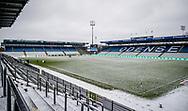 FODBOLD: Vinterstemning før kampen i ALKA Superligaen mellem OB og FC Helsingør den 11. februar 2018 på Odense Stadion, EWII Park. Foto: Claus Birch.