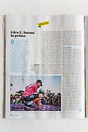 Giro d'Italia 2018, Sportweek RCS. SportWeek_N_22_02_Giugno_2018 pag6<br /> <br /> 101st Giro d'Italia (2.UWT) 2018