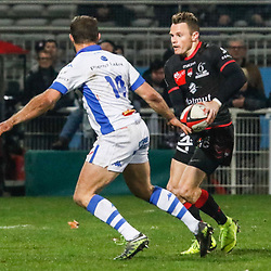 02,03,2019 Top 14  Lyon OU and Castres olympique
