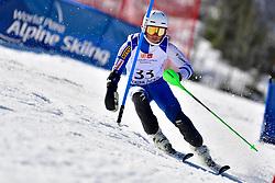 TAKAHASHI Kohei, LW9-2, JPN, Slalom at the WPAS_2019 Alpine Skiing World Cup Finals, Morzine, France