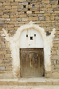 Door to a home. Thula.