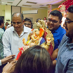Ganesha Festival with the India Association of the Virgin Islands