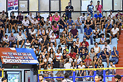 Tifosi, Pubblico, Spettatori,<br /> Banco di Sardegna Dinamo Sassari - Hapoel Jerusalem<br /> 9° International Basketball Tournament City of Cagliari<br /> Cagliari, 15/09/2019<br /> Foto L.Canu / Ciamillo-Castoria