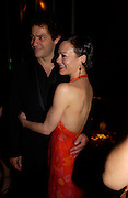 Dominic West and  Helen McCrory.<br />