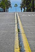 Street In Newport Beach