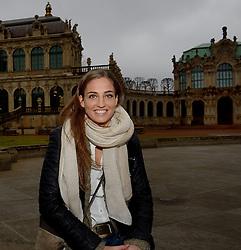 19-01-2014 VOLLEYBAL: REPORTAGE MYRTHE SCHOOT: DRESDEN<br /> Myrthe Schoot, de libero van het Nederlands team en Dresden.<br /> &copy;2014-FotoHoogendoorn.nl