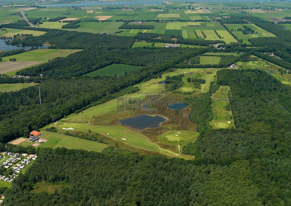 Golfclub Gaasterland, fries Gasterlan, in Oudemirdum
