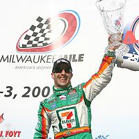 2007 INDYCAR RACING MILWAUKEE