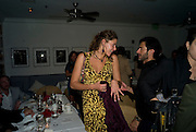 LOLA SCHNABEL; MARK JACOBS, Party hosted by Franca Sozzani and Remo Ruffini in honour of Bruce Weber to celebrate L'Uomo Vogue The Miami issuel by Bruce Weber. Casa Tua. James Avenue. Miami Beach. 5 December 2008 *** Local Caption *** -DO NOT ARCHIVE-© Copyright Photograph by Dafydd Jones. 248 Clapham Rd. London SW9 0PZ. Tel 0207 820 0771. www.dafjones.com.