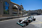 May 24, 2014: Monaco Grand Prix: Nico Rosberg  (GER), Mercedes Petronas