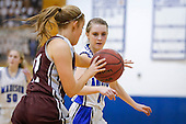 MCHS JV Girls Basketball vs Warren County