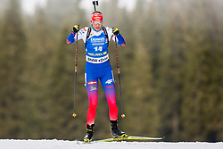 Anastasiya Kuzmina (SVK) during Women 15km Individual at day 5 of IBU Biathlon World Cup 2018/19 Pokljuka, on December 6, 2018 in Rudno polje, Pokljuka, Pokljuka, Slovenia. Photo by Ziga Zupan / Sportida