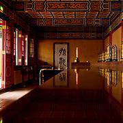 Kaohsiung County Confucius Temple, Chishan Township, Kaoshiung County, Taiwan