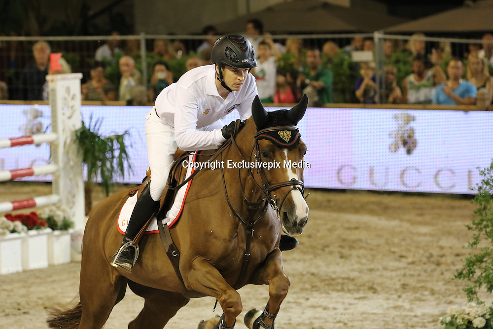 MONACO, le 26 JUIN 2015 JUMPING INTERNATIONAL DE MONACO CHARLOTTE CASIRAGHI<br /> &copy;Exclusivepix Media