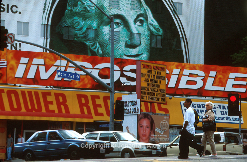 SUNSET BLVD 1998-2001  ©Jonathan Alcorn