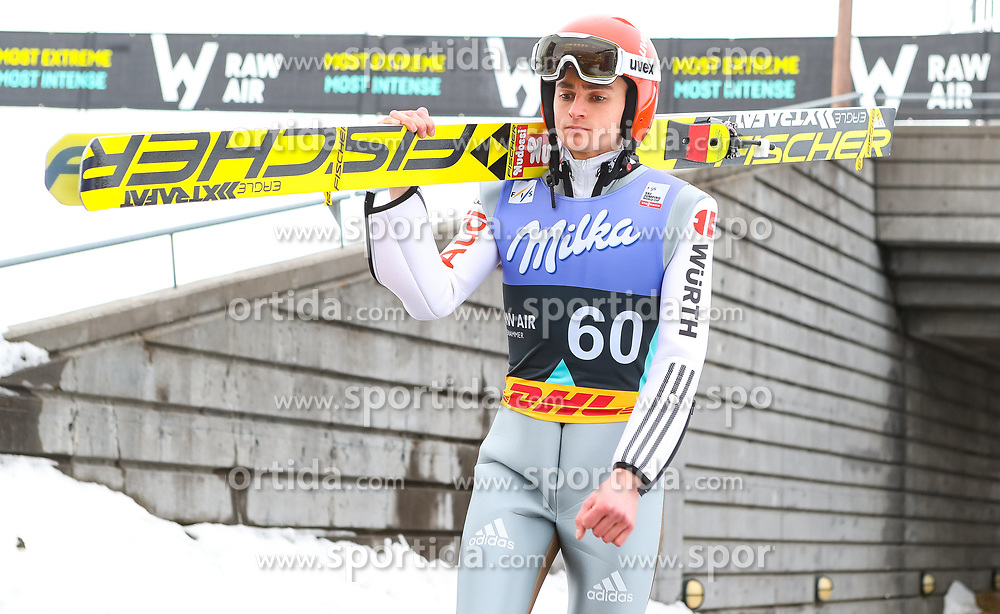 13.03.2017, Lysgards Schanze, Lillehammer, NOR, FIS Weltcup Ski Sprung, Raw Air, Lillehammer, im Bild Richard Freitag (GER) // Richard Freitag of Germany // during the 2nd Stage of the Raw Air Series of FIS Ski Jumping World Cup at the Lysgards Schanze in Lillehammer, Norway on 2017/03/13. EXPA Pictures © 2017, PhotoCredit: EXPA/ Tadeusz Mieczynski