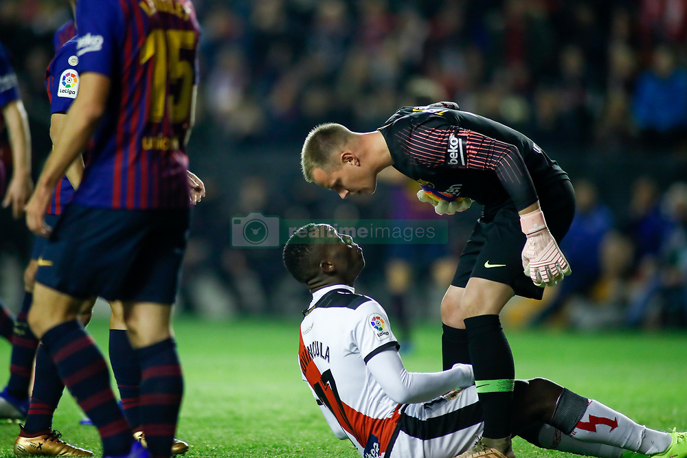 صور مباراة : رايو فاليكانو - برشلونة 2-3 ( 03-11-2018 )  20181103-zaa-a181-233