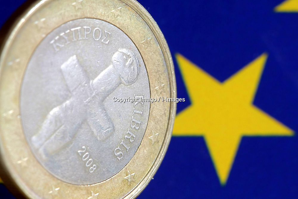 Cyprus Money Stock, March 20, 2013. Photo by Imago / i-Images...UK ONLY.