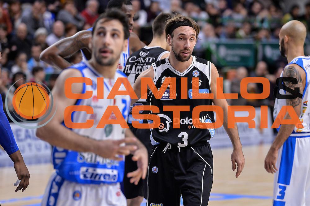 DESCRIZIONE : Campionato 2015/16 Serie A Beko Dinamo Banco di Sardegna Sassari - Dolomiti Energia Trento<br /> GIOCATORE : Giuseppe Poeta<br /> CATEGORIA : Ritratto<br /> SQUADRA : Dolomiti Energia Trento<br /> EVENTO : LegaBasket Serie A Beko 2015/2016<br /> GARA : Dinamo Banco di Sardegna Sassari - Dolomiti Energia Trento<br /> DATA : 06/12/2015<br /> SPORT : Pallacanestro <br /> AUTORE : Agenzia Ciamillo-Castoria/L.Canu