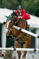 Postelmans Peter-Querido vh Costerveld<br /> Belgisch Kampioenschap Kapellen 2004<br /> Photo © Dirk Caremans