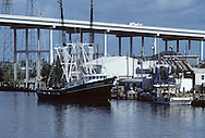 1986 Bama Express and Pier 7