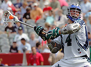 2005 Major League Lacrosse MLL Action including Championship Weekend