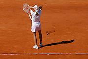 Roland Garros. Paris, France. June 10th 2006..Women's Final. Justine Henin-Hardenne wins against Svetlana Kuznetsova.