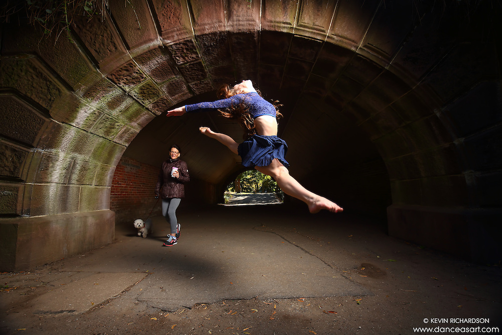 Dance As Art New York City Photography Project Central Park Series with dancer Ashtyn Muzio