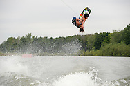 Harley Clifford at the Mastercraft Throwdown at Millennium Park in Grand Rapids, MI. ©Brett Wilhelm/ESPN