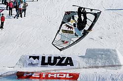 Luza Petrol 007 on ski resort RTC Krvavec, 31.3.2012, Cerklje na Gorenjskem, ski resort RTC Krvavec, Slovenia