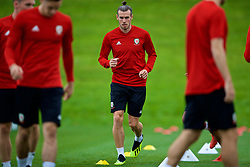 CARDIFF, WALES - Tuesday, September 4, 2018: Wales' Gareth Bale during a training session at the Vale Resort ahead of the UEFA Nations League Group Stage League B Group 4 match between Wales and Republic of Ireland. (Pic by David Rawcliffe/Propaganda)