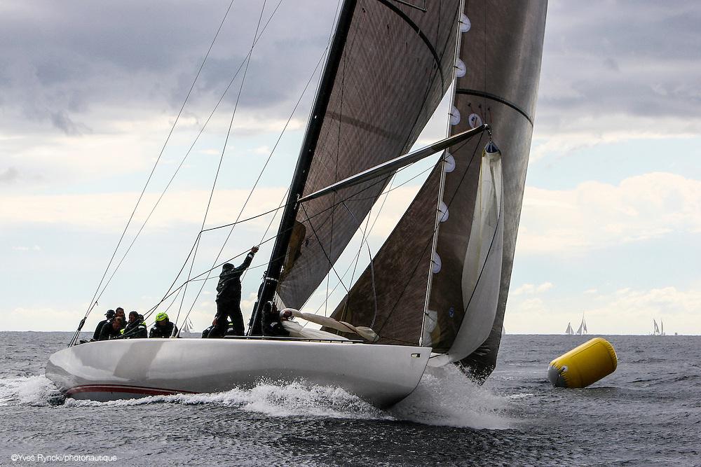 Challenge Twelve KA10, voile, 12M, Jauge internationale,Régate Royales