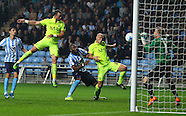 Coventry City v Southend Utd 31/08/2015