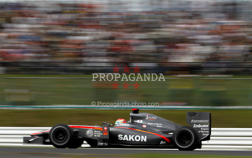 Motorsports / Formula 1: World Championship 2010, GP of Japan, 20 Sakon Yamamoto (JPN, HRT F1 Team),